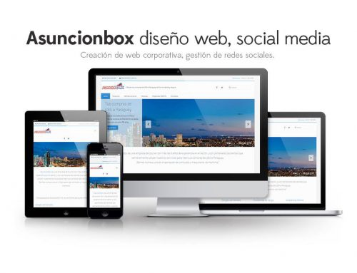 Asuncionbox – Diseño Web & Social Media